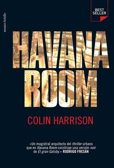 Havana Room, Colin Harrison