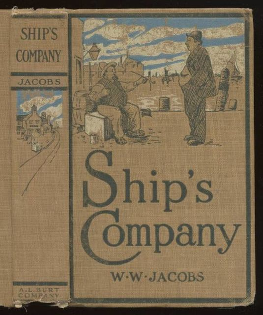 The Guardian Angel / Ship's Company, Part 7, W.W.Jacobs