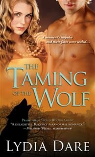 Taming of the Wolf, Lydia Dare