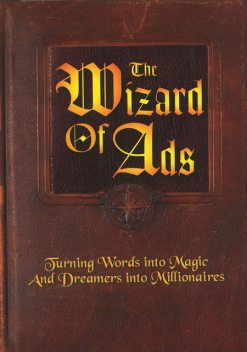 The Wizard of Ads, Roy Williams