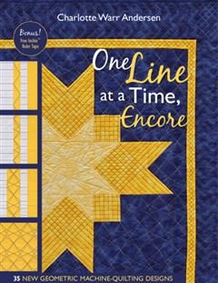 One Line at a Time, Encore, Charlotte Warr Andersen