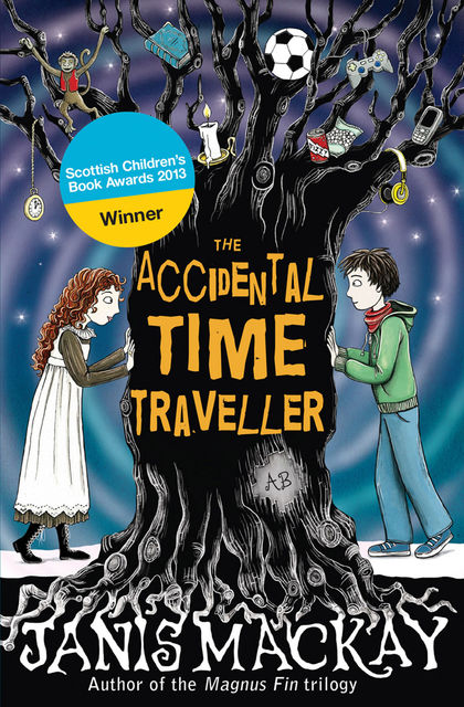 The Accidental Time Traveller, Janis Mackay