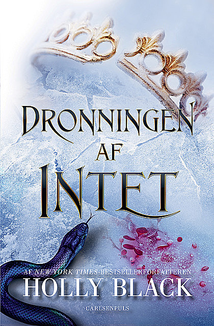 Folk of the Air (3) – Dronningen af intet, Holly Black