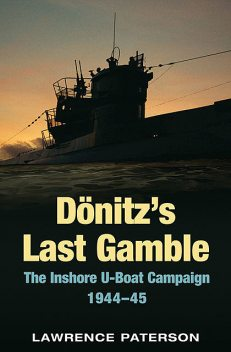 Donitz's Last Gamble, Lawrence Paterson