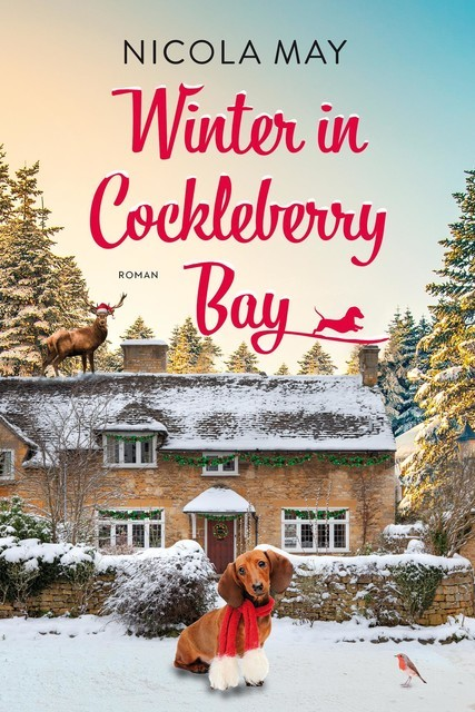 Winter in Cockleberry Bay, Nicola May