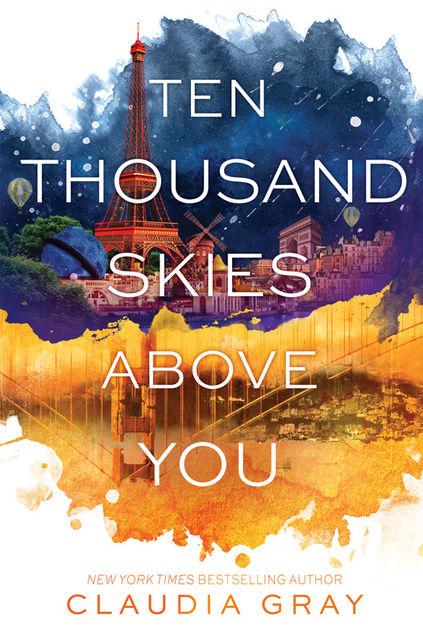Ten Thousand Skies Above You, Claudia Gray