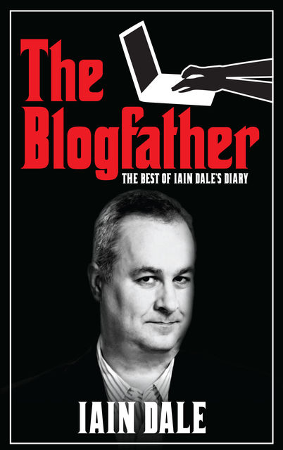 The Blogfather, Iain Dale