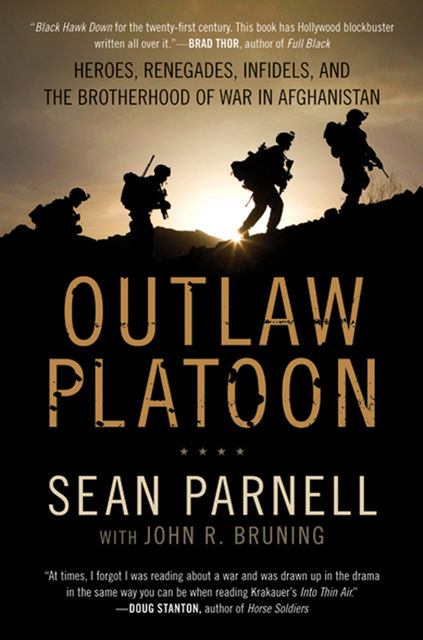 Outlaw Platoon, John Bruning, Sean Parnell