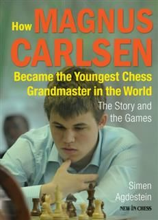 How Magnus Carlsen Became the Youngest Chess Grandmaster in the World, Simen Agdestein
