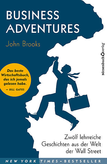 Business Adventures, John Brooks