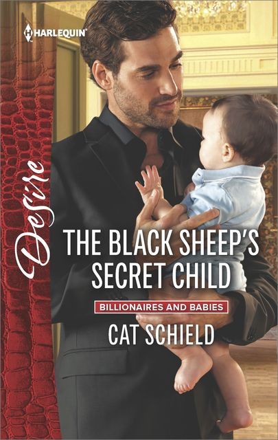 The Black Sheep's Secret Child, Cat Schield