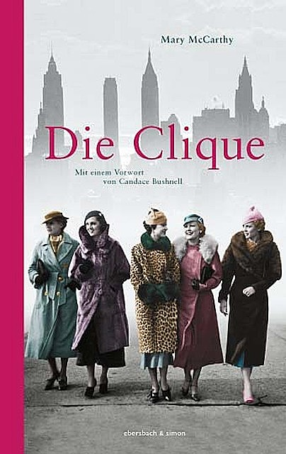 Die Clique, Mary McCarthy