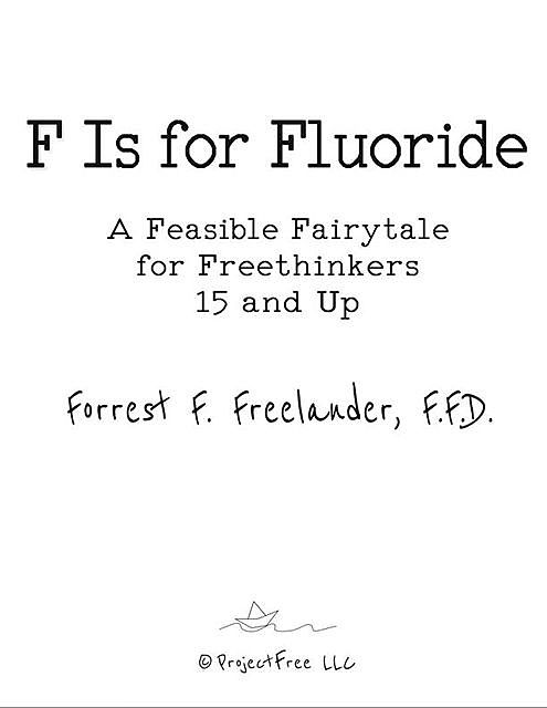 F Is for Fluoride pages epub, Melissa Gallico