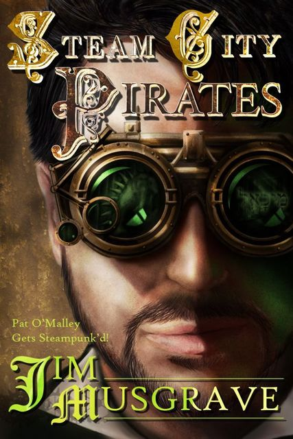 Steam City Pirates, Jim Musgrave