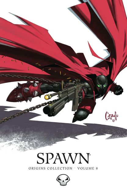 Spawn Origins Collection Volume 8, Todd McFarlane, Greg Capullo Illustrated by, Alan Moore Illustrated by