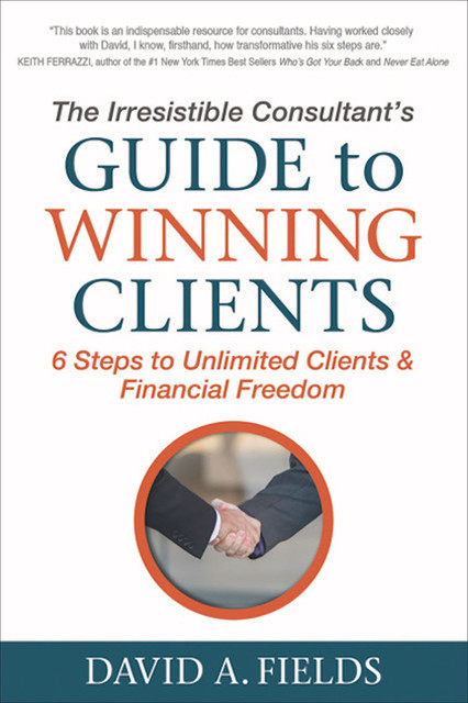 The Irresistible Consultant's Guide to Winning Clients, David Fields