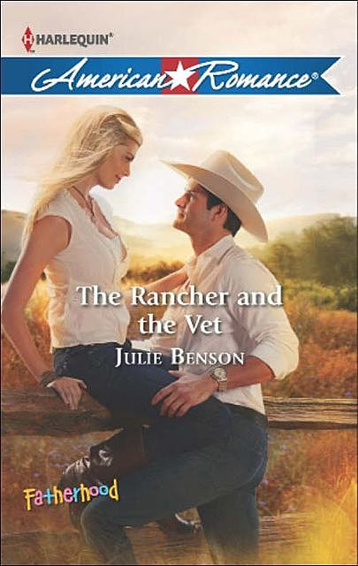 The Rancher and the Vet, Julie Benson