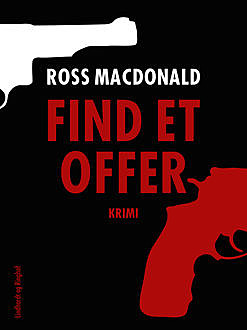 Find et offer, Ross Macdonald