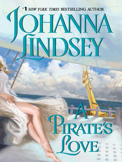 A Pirate's Love, Johanna Lindsey