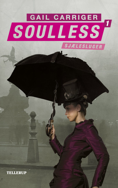 Soulless #1: Sjælesluger, Gail Carriger