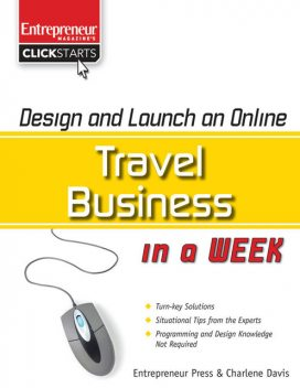 Design and Launch an Online Travel Business in a Week, Charlene Davis