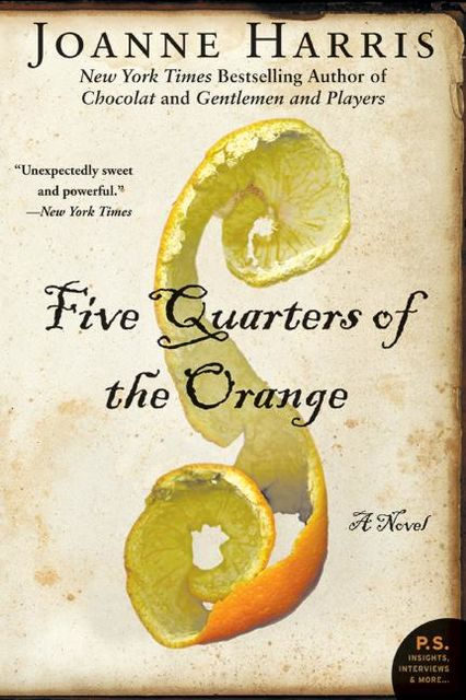 Five Quarters of the Orange, Joanne Harris