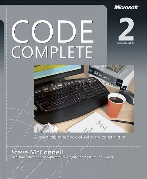 Code Complete, Second Edition, Steve McConnell