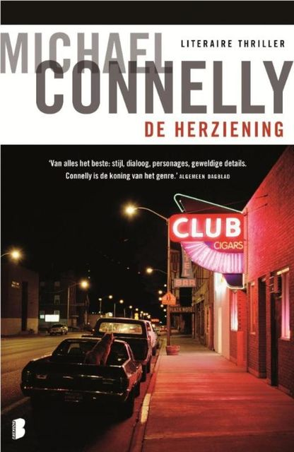 De herziening, Michael Connelly