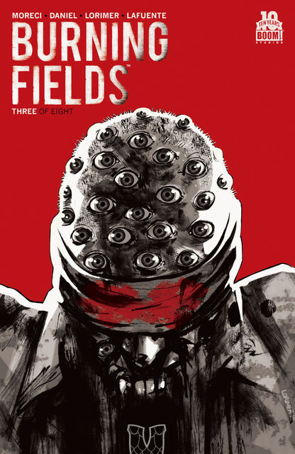 Burning Fields #3 (of 8), Michael Moreci, Tim Daniel