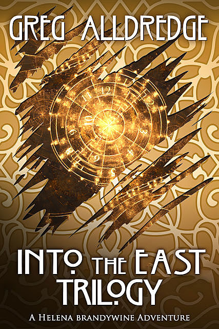 Into the East Trilogy, Greg Alldredge