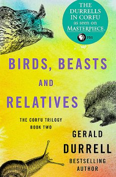 Birds, Beasts and Relatives, Gerald Durrell