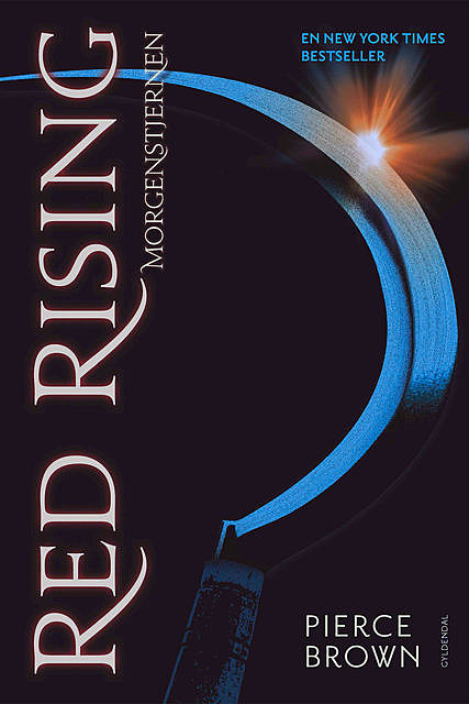 Red Rising 3 – Morgenstjernen, Pierce Brown