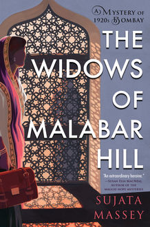 The Widows of Malabar Hill, Sujata Massey