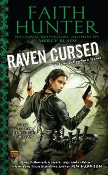 Raven Cursed, Faith Hunter