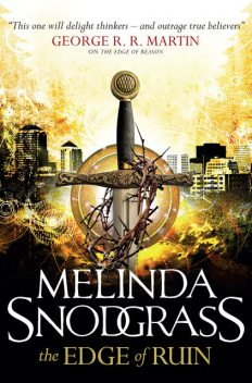 The Edge of Ruin (The Edge Series 2), Melinda Snodgrass