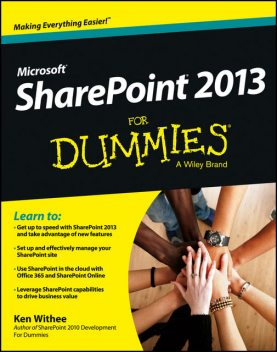 SharePoint 2013 For Dummies, Ken Withee