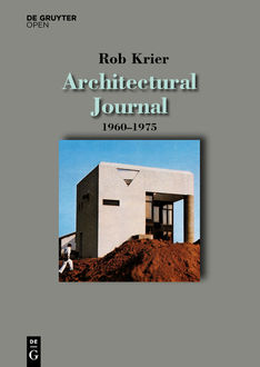 Architectural Journal 1960–1975, Rob Krier