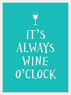 It's Always Wine O'Clock, LLC, Andrews McMeel Publishing