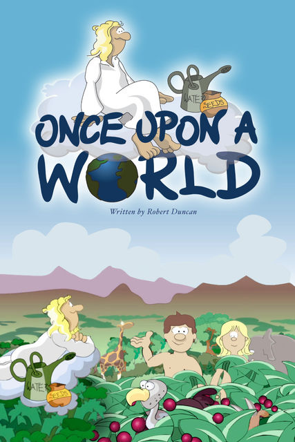 Once Upon a World – The Old Testament, Robert Duncan