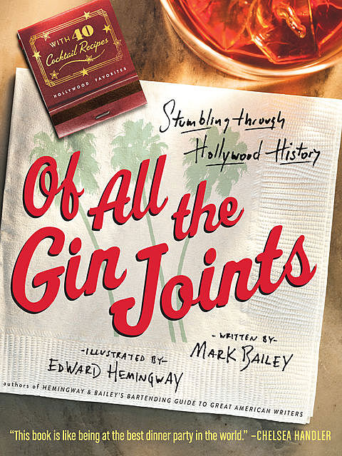 Of All the Gin Joints, Mark Bailey