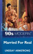 Married For Real, Lindsay Armstrong
