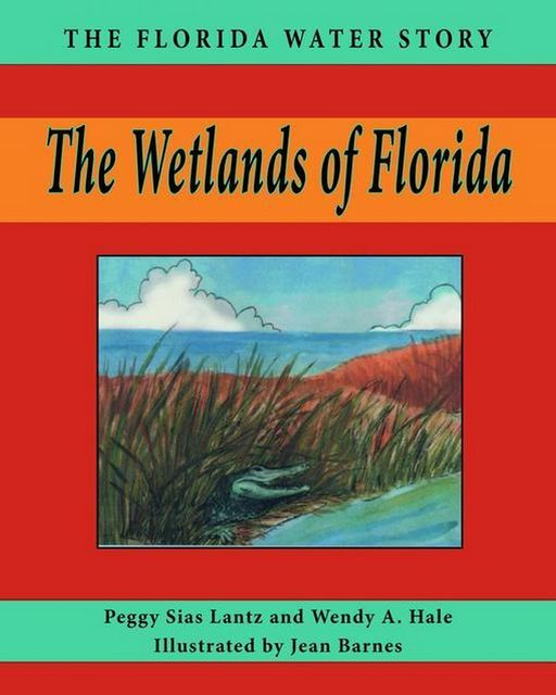 The Wetlands of Florida, Peggy Sias Lantz, Wendy A Hale