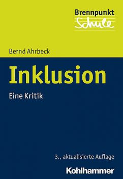 Inklusion, Bernd Ahrbeck