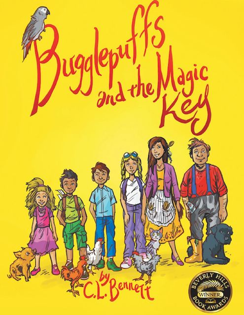 Bugglepuffs and the Magic Key, CL Bennett
