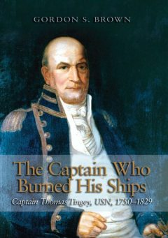 The Captain Who Burned His Ships, Gordon Brown