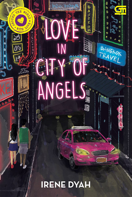 Love in City of Angels, Irene Dyah