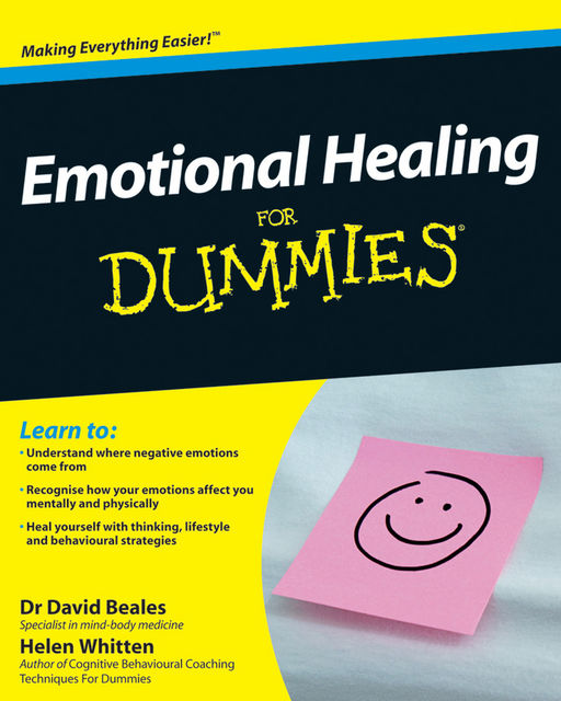 Emotional Healing For Dummies, Helen Whitten, David Beales