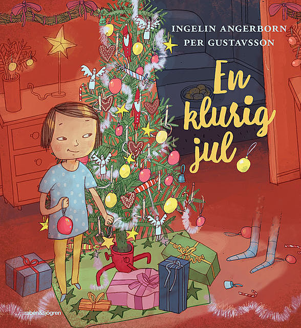 En klurig jul, Ingelin Angerborn