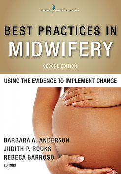 Best Practices in Midwifery, Barbara Anderson, Judith P. Rooks, Rebeca Barroso