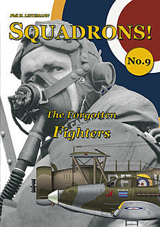 The Forgotten Fighters, Phil H.Listemann